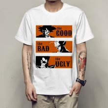 The Good The Bad The Ugly Dragon Ball T-Shirt