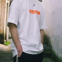 Dragon Ball Goku Box Logo Street Tee Shirt T-Shirt