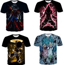 Dragon Ball Graphic T-Shirts (2019 Models)